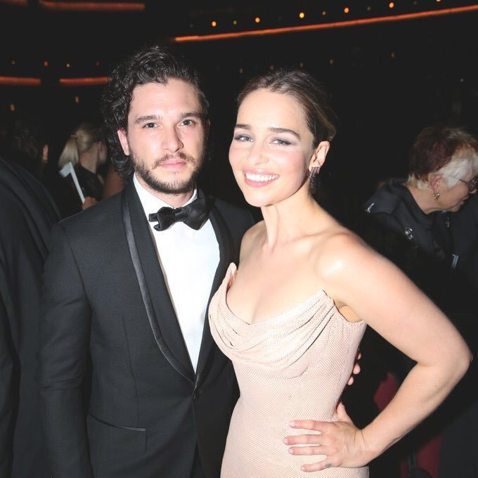 emilia clarke, emmy, game of thrones and emmy 2016
