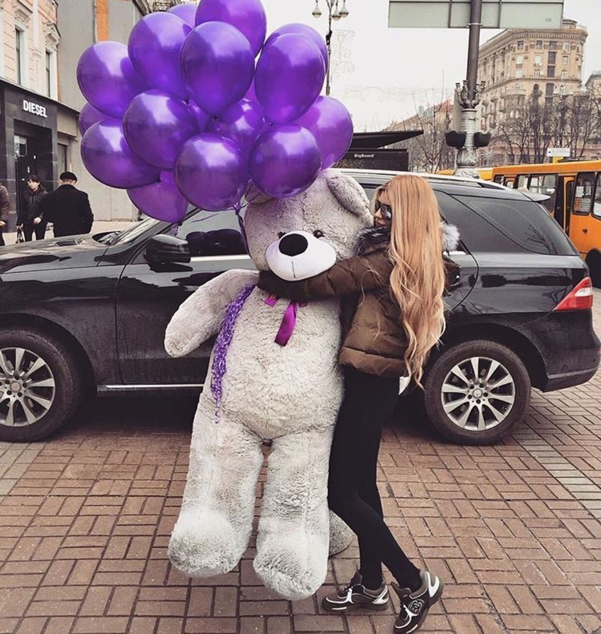 accessories, adorable, ball, balloons, bear
