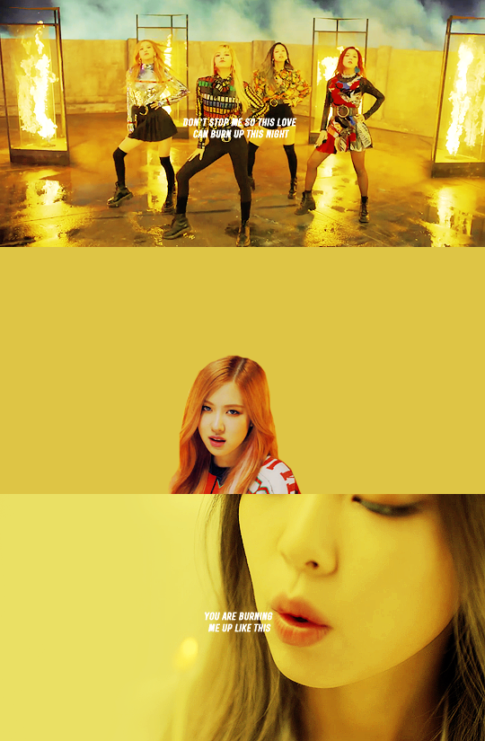 Blackpink Playing With Fire Image 4890093 On Favim Com