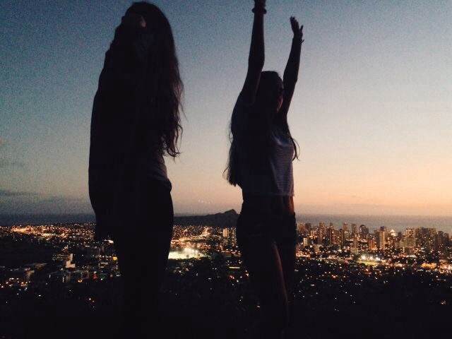 amistad, best friends, city, cool, ella