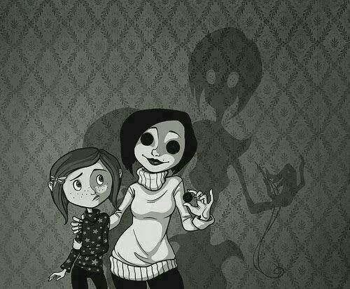 Aesthetic Button Coraline And Halloween Image 4917708 On Favim Com