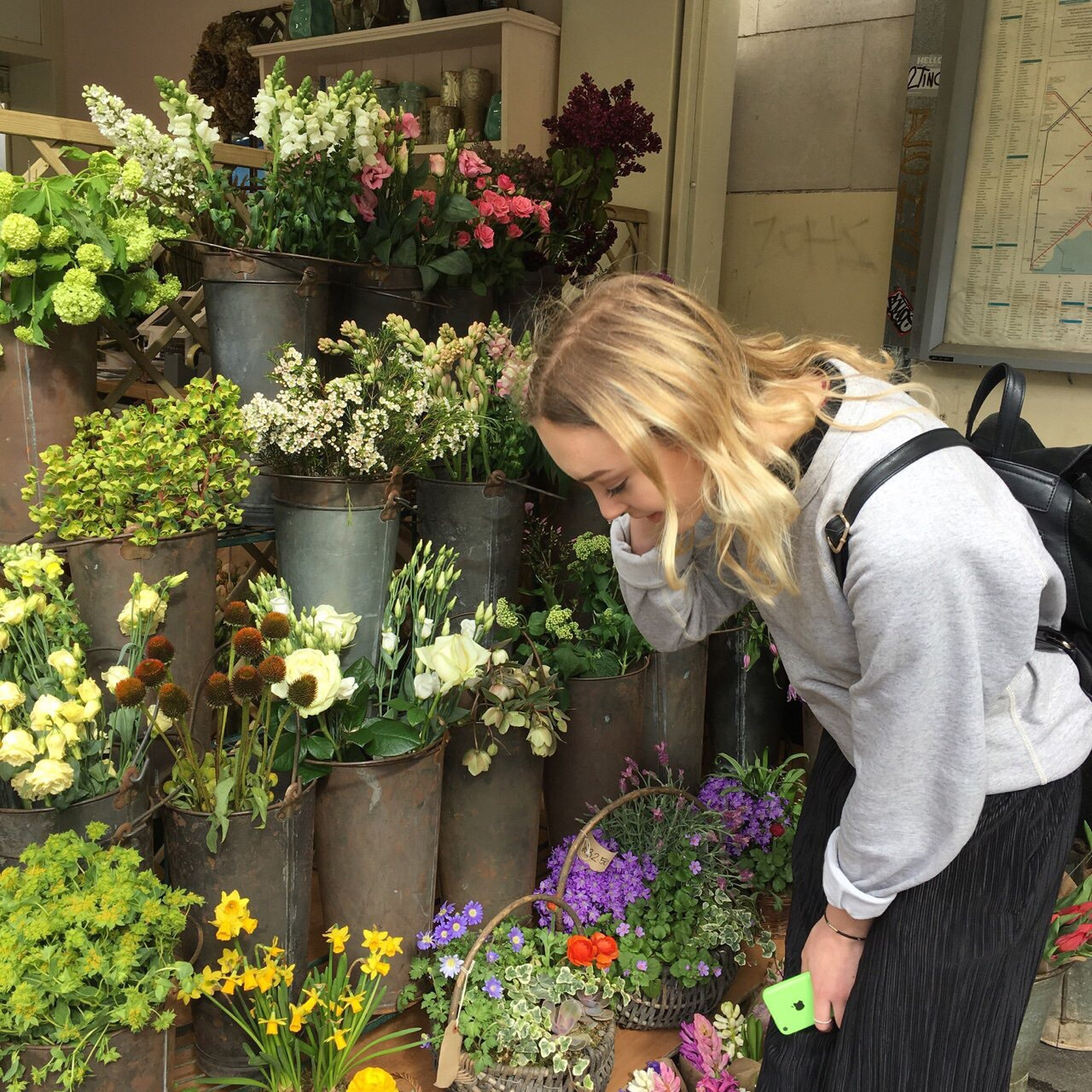"""overview of floral aesthetics in hotels The flower business the wild bunch frenetic, competitive buildings are being ripped down and replaced by tourist hotels with names such as """"garden."""