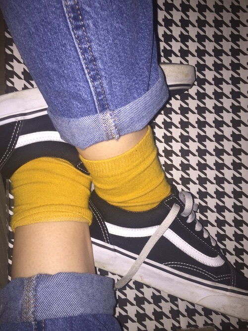 aesthetic, black vans, clothes, grunge, hipster