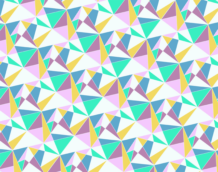 colors, pastel, patterns, triangle