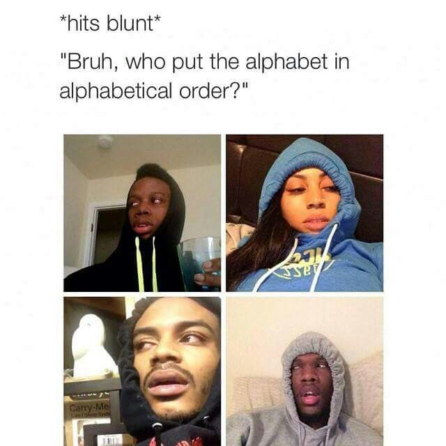 abcs, alphabet, blunt, funny, get out