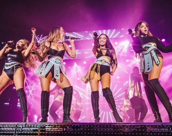 gif, jade thirlwall, jesy nelson, leigh-anne pinnock, little mix