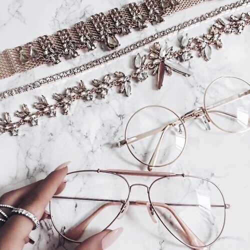 accessories, chokers, glasses, theme, wanderlust