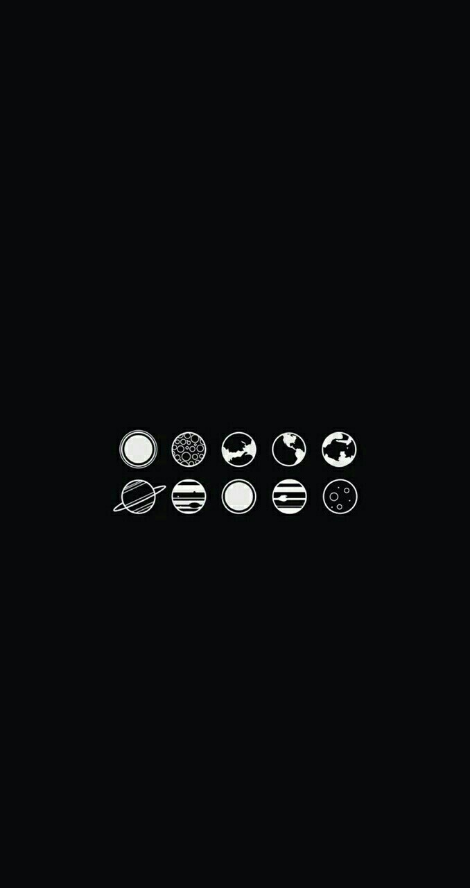 grunge, planets, space, tumblr, wallpaper