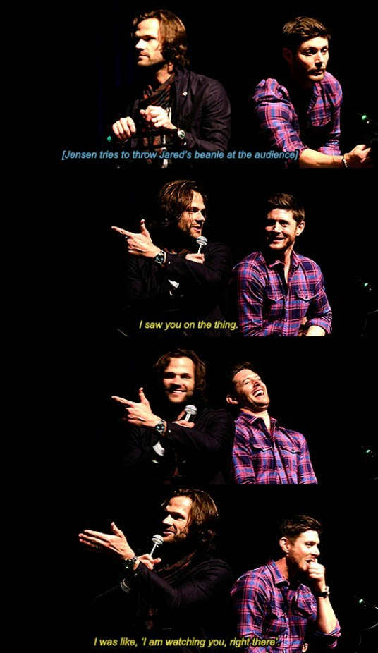 actor, cast, funny, j2, jared padalecki