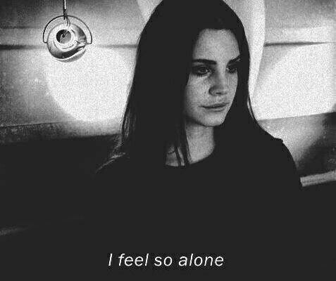 alone, b&w, black and white, born to die, indie