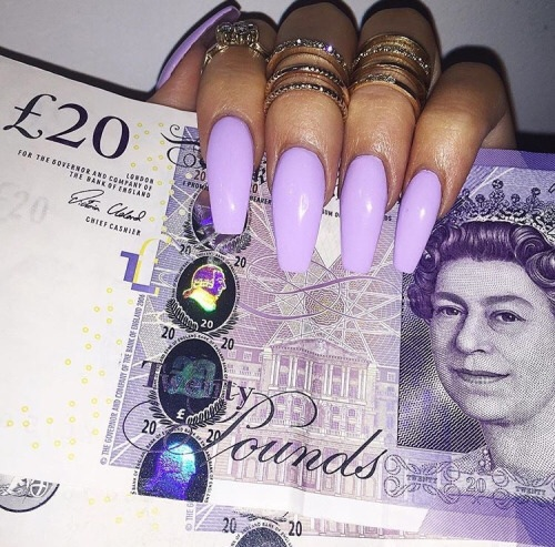 matte nails, money, nails, nails art, nails polish