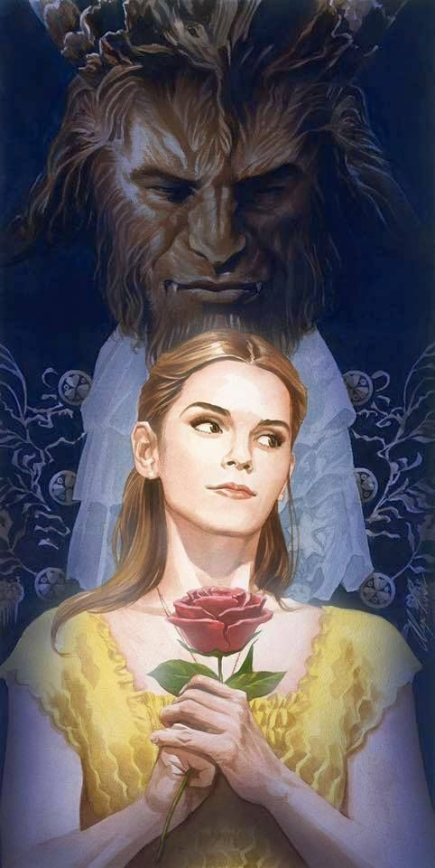 beast, beauty and the beast, disney, emma watson