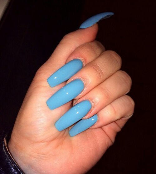 blue, blue nails, nails, nails art, nails polish