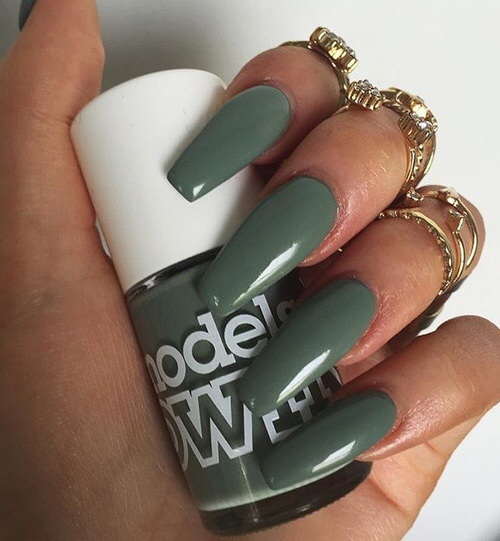 green, nails, nails art, nails polish