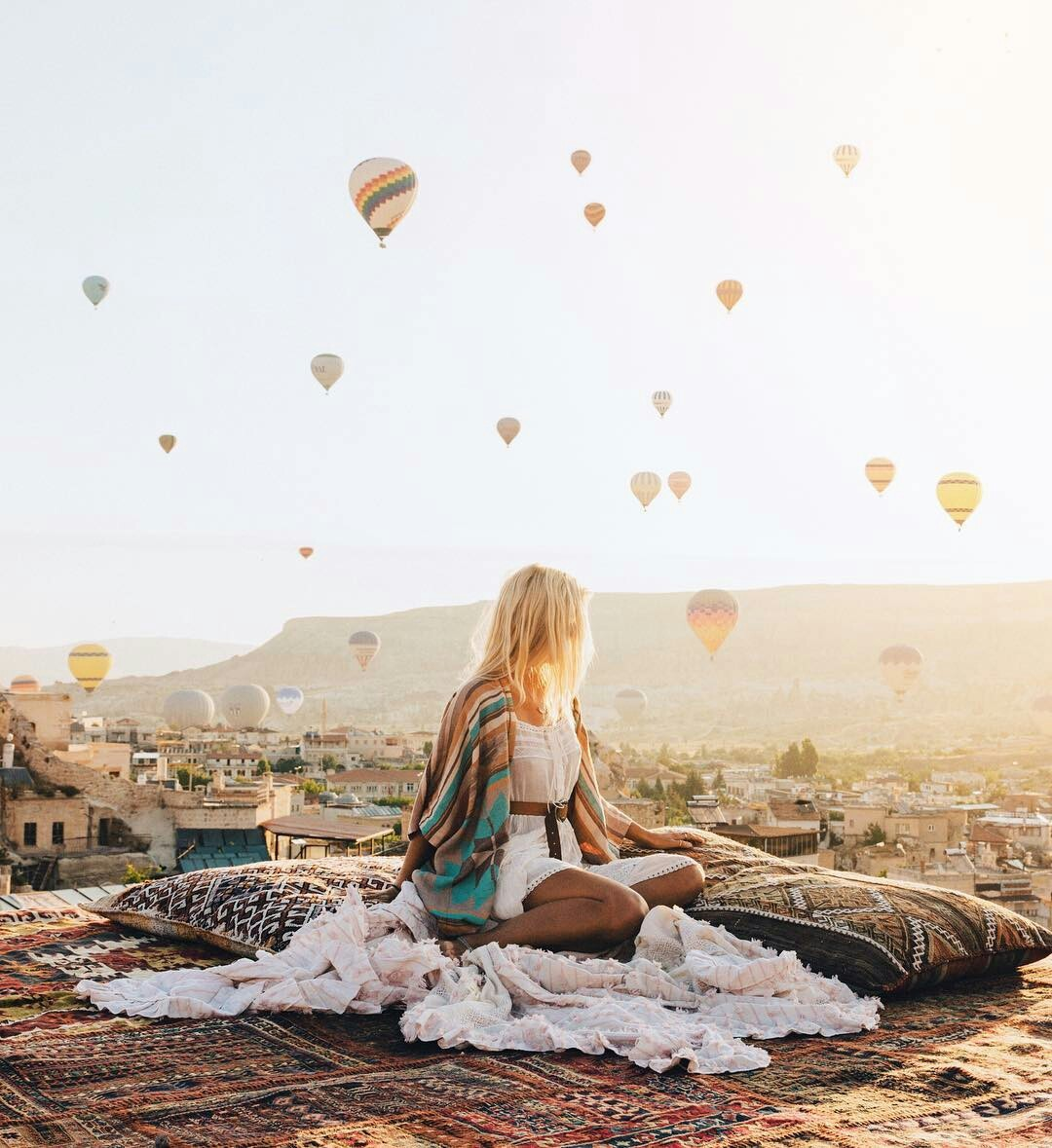 adventure, hot-air balloon, lifestyle, love, magic
