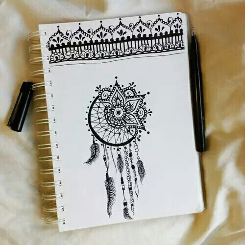 amazing, black, bonito, cute, mandala