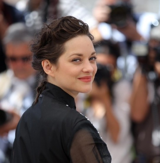 actress, beauty, hairstyle, marion cotillard, cannes 2016