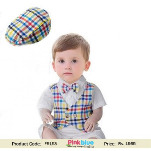 edf071a2b933 Little Baby Boy Formal Party - image  5196333 by pinkblueindia on ...