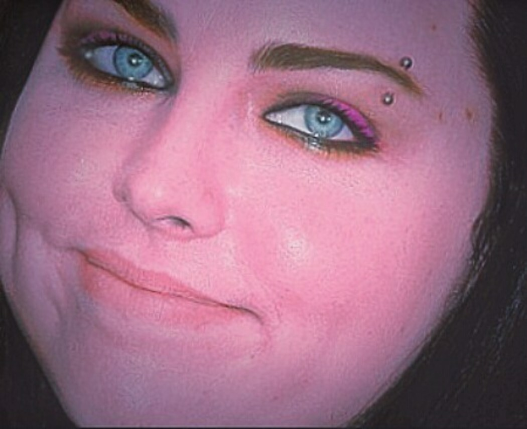 alien, amy lee, beautiful, blue eyes, brows