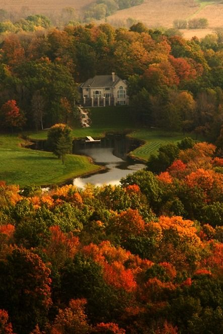 autumn, country living, fall, fall colors, home