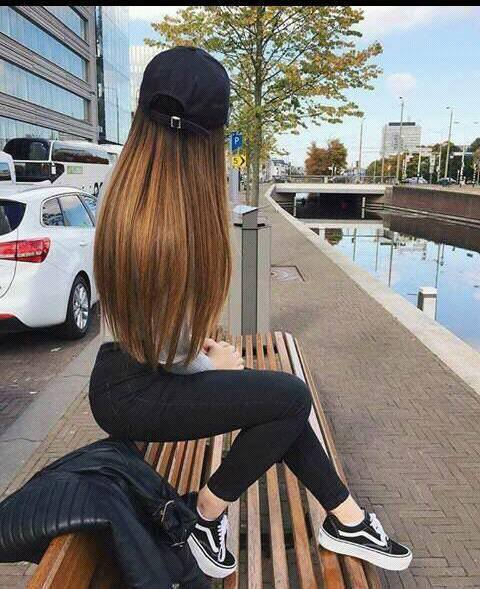 girl, girls, hair, vans, weheartit