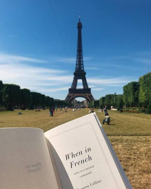 book, france, french, girl, lifestyle