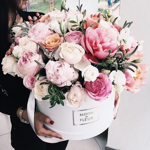 beautiful, bouquet, gift, girl, lifestyle