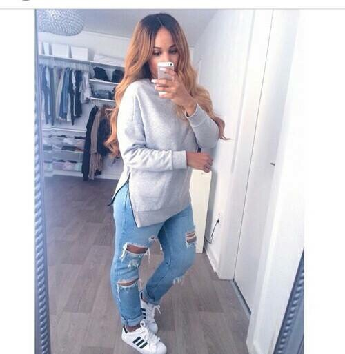 fashion, fashion style, jeans, outfit, sneaker