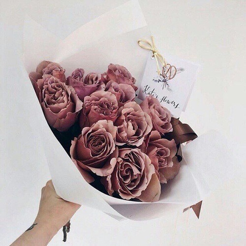 beautiful, bouquet, colors, dusty pink, lifestyle