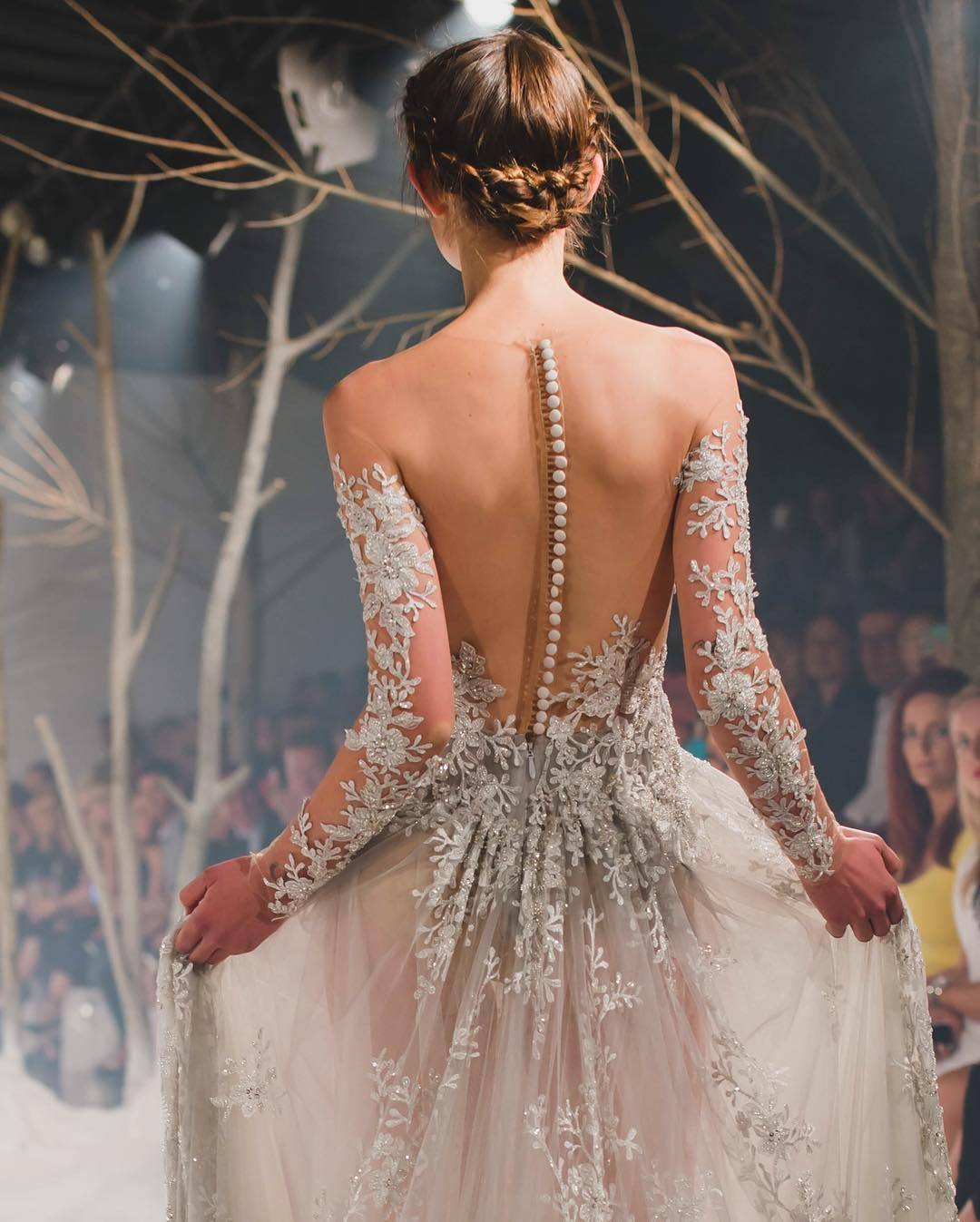 collection, embellishment, fashion, fashion details, gowns