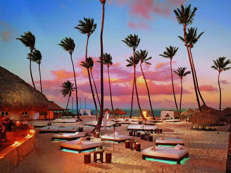 dominican republic, holidays, pool, punta cana, resort
