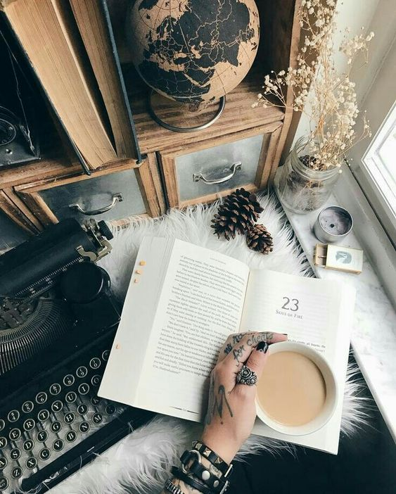 book, books, cafe, coffee, coffee break