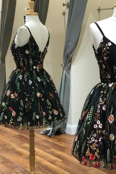 beautiful, beauty, black, cheap, cocktail dresses