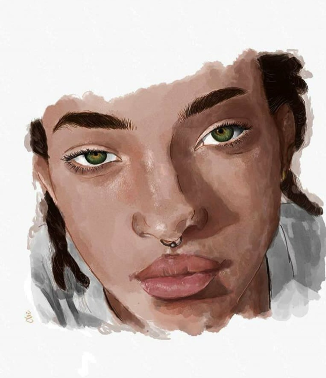 art, drawing, illustration, inspire, willow smith