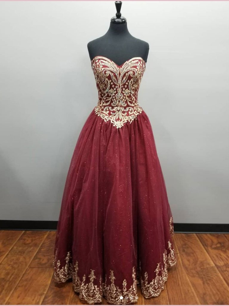 fashion, girl, lace, prom dress, burgundy prom dress